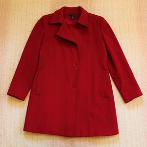 Ann Taylor Wool Coat